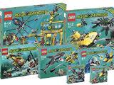 K7776 Ultimate Aqua Raiders Collection