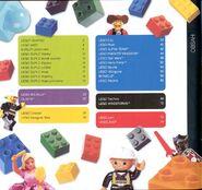Katalog produktů LEGO® za rok 2005-02