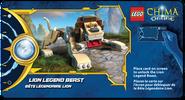 Legends of Chima Online Lion légendaire