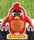 Lego angry birds red 1