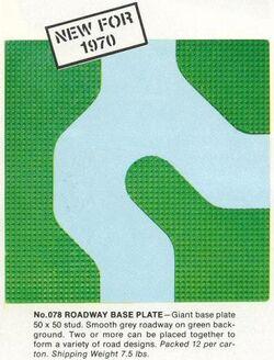 078-Roadway Base Plate
