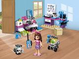 41307 Le labo créatif d'Olivia
