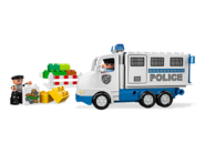 5680 Le camion de police 5