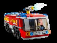 60061 Le camion de pompiers de l'aéroport 3