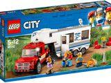 60182 Pickup & Caravan