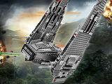 75104 Kylo Ren's Command Shuttle