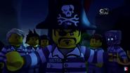 Captain Soto Speaks with the Ninja