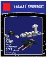 Galaxy Conquest Box Art Starter Pack 1 Alt