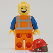 Hard Hat Emmet Back