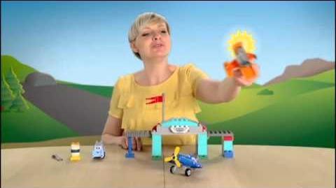 LEGO Duplo Designer Video - Skippers Flight School