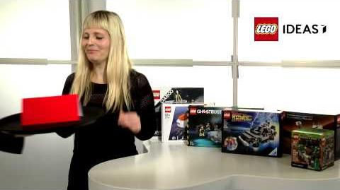 LEGO Ideas Winter 2014 Review Results Announcing LEGO CUUSOO 008