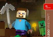 LEGO Minecraft Final Minifigs