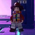 Quatrième Docteur-Dimensions