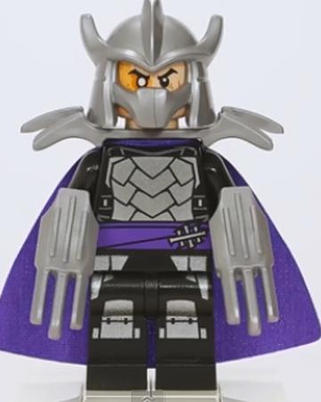 Shredder Brickipedia Fandom