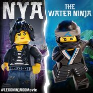 Vignette Ninjago Movie 3