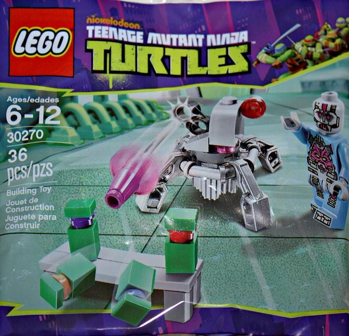 30270 Kraang's Turtle Target Practice | Brickipedia | FANDOM powered ...