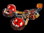70314 Le chariot du chaos du Maître des bêtes 2
