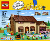 71006 The Simpsons House
