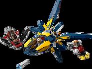 76019 Le combat du Starblaster