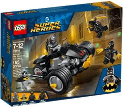 76110 Batman The Attack of the Talons Box