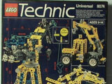 8074 Universal Building Set with Flex System