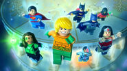 Aquaman and the Justice League