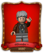 Carte Mr Ollivander-10217