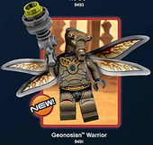 Geonosion W Poster