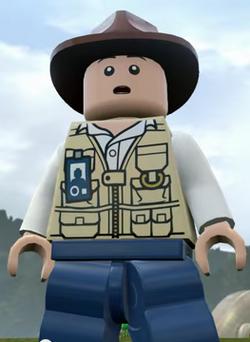 Jurassic World Ranger
