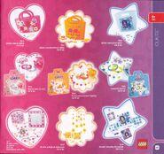 Katalog produktů LEGO® za rok 2005-25