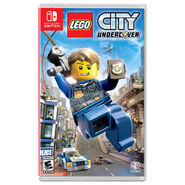 LEGO City Under Cover Nintendo Switch