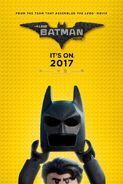 The LEGO Batman Movie Teaser Poster 22