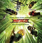 The LEGO Ninjago Movie Original Motion Picture Soundtrack