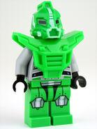 70704 Grüner Roboter