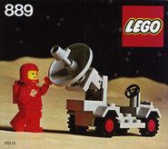 889 Radar Truck