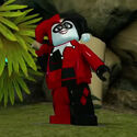 Harley Quinn-Batman 3