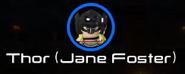 Jane Foster Thor