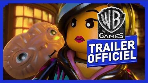 LEGO Dimensions - Qui Est Le Nouveau ? E.T. - Trailer Officiel (VF)