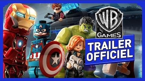 LEGO Marvel's Avengers - Bande Annonce Trailer Officiel E3 ! Marvel