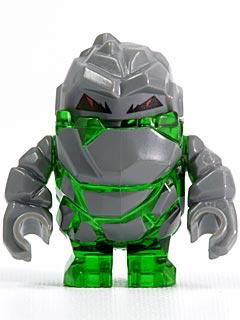 Rock Monster - Boulderax (Trans-Green) pm001