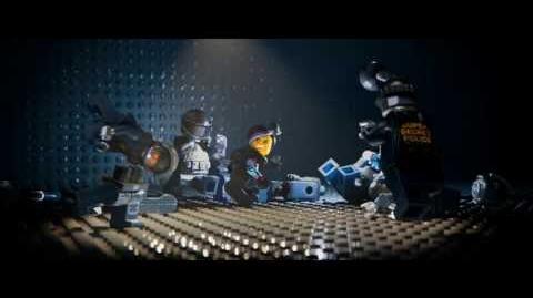 The LEGO MOVIE - Triff Wyldstyle