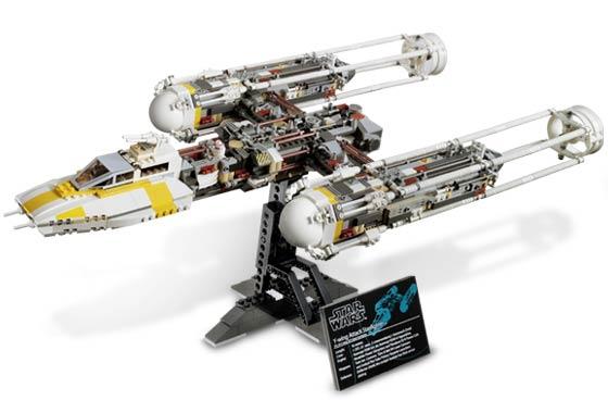 10134 UCS Y-Wing Attack Starfighter   Brickipedia   FANDOM powered ...