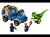 10757 Le camion de secours des raptors