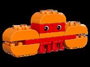 10853 Set de construction sur le thème des fruits et animaux 2