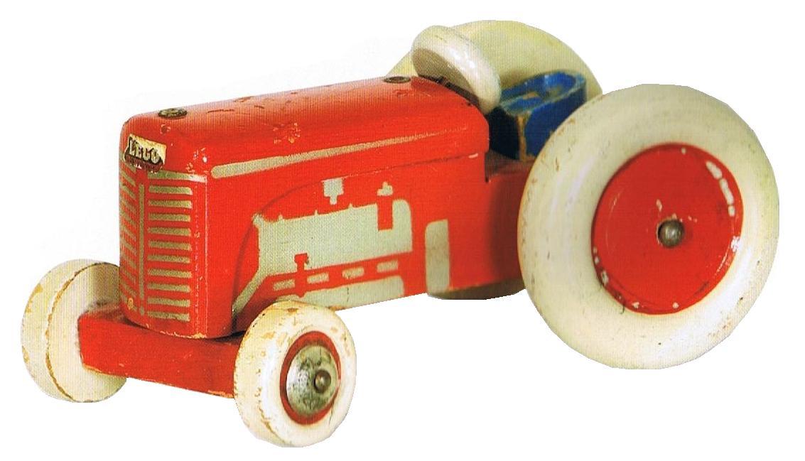 Image - 1949Tractor.jpg | Brickipedia | FANDOM powered by Wikia