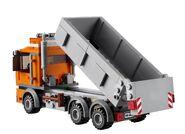4434 Le camion à benne basculante 4