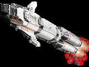60229 Le transport de la fusée 6