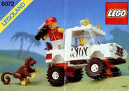 6672 Safari Off-Road Vehicle