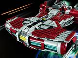 75025 Corvette Jedi de classe Défenseur