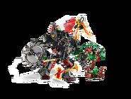 76117 Le robot Batman contre le robot Poison Ivy 2